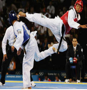 olympic-sparring